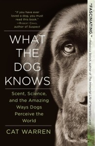 """Обложка книги """"Что знает собака?"""""""